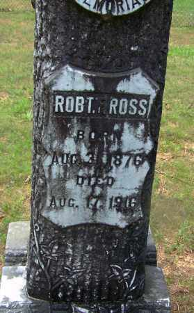 ROSS, ROBERT F (CLOSE UP) - Grant County, Arkansas | ROBERT F (CLOSE UP) ROSS - Arkansas Gravestone Photos