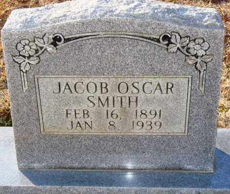 SMITH, JACOB OSCAR - Grant County, Arkansas | JACOB OSCAR SMITH - Arkansas Gravestone Photos