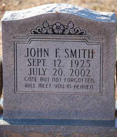 SMITH, JOHN F - Grant County, Arkansas | JOHN F SMITH - Arkansas Gravestone Photos