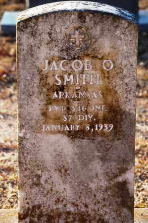 SMITH (VETERAN), JACOB O - Grant County, Arkansas   JACOB O SMITH (VETERAN) - Arkansas Gravestone Photos
