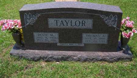 TAYLOR, THOMAS J - Grant County, Arkansas | THOMAS J TAYLOR - Arkansas Gravestone Photos