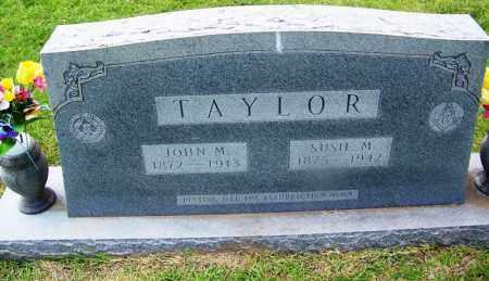 TAYLOR, SUSIE M - Grant County, Arkansas   SUSIE M TAYLOR - Arkansas Gravestone Photos