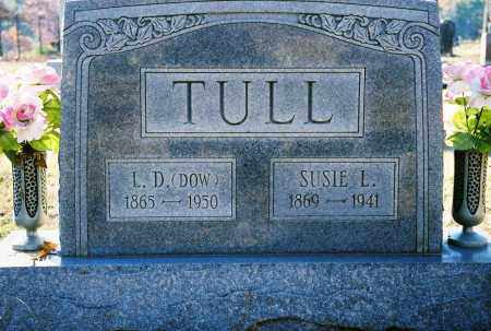 TULL, SUSIE - Grant County, Arkansas | SUSIE TULL - Arkansas Gravestone Photos