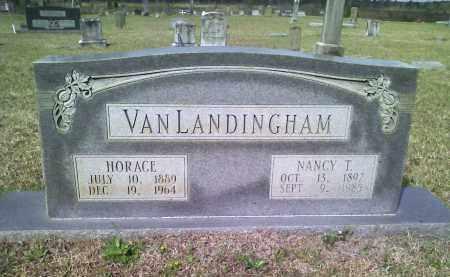 TUCK VAN LANDINGHAM, NANCY T - Grant County, Arkansas | NANCY T TUCK VAN LANDINGHAM - Arkansas Gravestone Photos