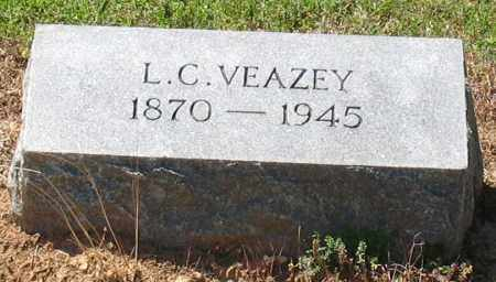 VEAZEY, L C - Grant County, Arkansas | L C VEAZEY - Arkansas Gravestone Photos