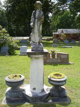 WATSON, FINIS BASCUM - Grant County, Arkansas | FINIS BASCUM WATSON - Arkansas Gravestone Photos