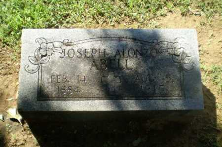 ABELL, JOSEPH ALONZO - Greene County, Arkansas   JOSEPH ALONZO ABELL - Arkansas Gravestone Photos