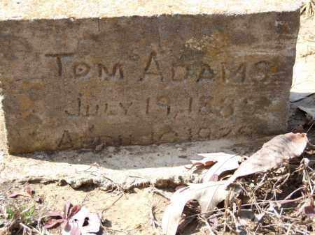 ADAMS, TOM - Greene County, Arkansas | TOM ADAMS - Arkansas Gravestone Photos