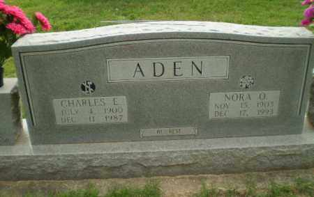 ADEN, CHARLES L - Greene County, Arkansas   CHARLES L ADEN - Arkansas Gravestone Photos