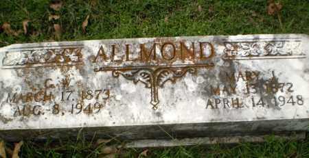 ALLMOND, MARY I - Greene County, Arkansas | MARY I ALLMOND - Arkansas Gravestone Photos