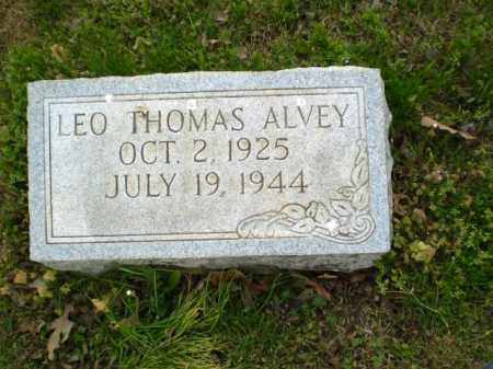 ALVEY, LEO THOMAS - Greene County, Arkansas | LEO THOMAS ALVEY - Arkansas Gravestone Photos