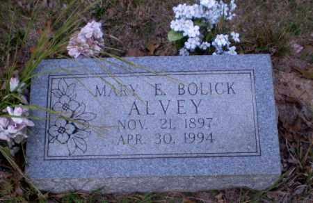 ALVEY, MARY E - Greene County, Arkansas | MARY E ALVEY - Arkansas Gravestone Photos