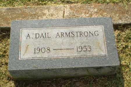 ARMSTRONG, A. DAIL - Greene County, Arkansas | A. DAIL ARMSTRONG - Arkansas Gravestone Photos