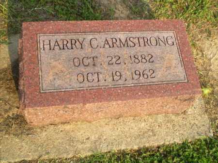 ARMSTRONG, HARRY C - Greene County, Arkansas | HARRY C ARMSTRONG - Arkansas Gravestone Photos