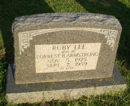 ARMSTRONG, RUBY LEE - Greene County, Arkansas | RUBY LEE ARMSTRONG - Arkansas Gravestone Photos