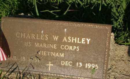 ASHLEY  (VETERAN VIET), CHARLES W - Greene County, Arkansas | CHARLES W ASHLEY  (VETERAN VIET) - Arkansas Gravestone Photos