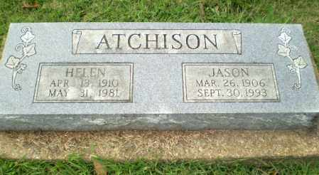 ATCHISON, HELEN - Greene County, Arkansas | HELEN ATCHISON - Arkansas Gravestone Photos