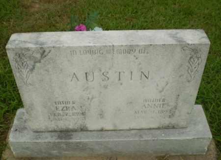 AUSTIN, EZRA - Greene County, Arkansas | EZRA AUSTIN - Arkansas Gravestone Photos