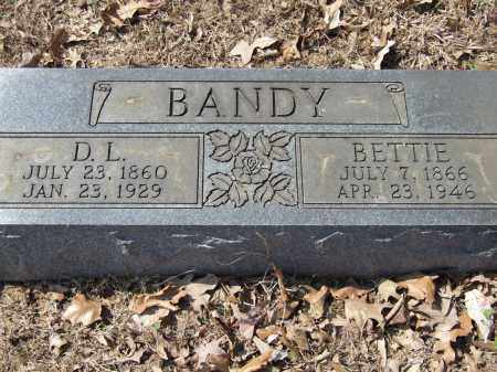 BANDY, BETTIE - Greene County, Arkansas | BETTIE BANDY - Arkansas Gravestone Photos
