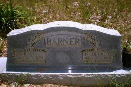 BARNER, ROSA - Greene County, Arkansas | ROSA BARNER - Arkansas Gravestone Photos