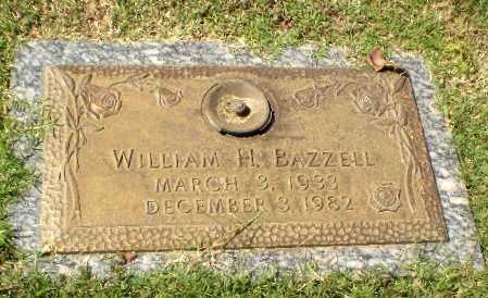 BAZZELL, WILLIAM H - Greene County, Arkansas | WILLIAM H BAZZELL - Arkansas Gravestone Photos