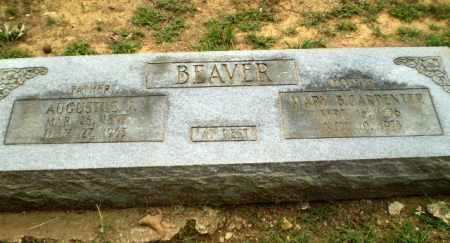 BEAVER, AUGUSTUS J - Greene County, Arkansas | AUGUSTUS J BEAVER - Arkansas Gravestone Photos