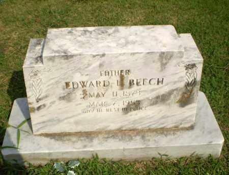 BEECH, EDWARD L - Greene County, Arkansas | EDWARD L BEECH - Arkansas Gravestone Photos