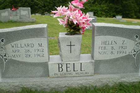 BELL  (VETERAN WWII), WILLARD M - Greene County, Arkansas   WILLARD M BELL  (VETERAN WWII) - Arkansas Gravestone Photos