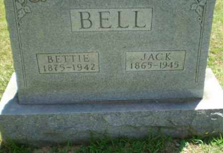 BELL, JACK - Greene County, Arkansas | JACK BELL - Arkansas Gravestone Photos