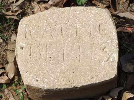 BETTIS, MATTIE - Greene County, Arkansas   MATTIE BETTIS - Arkansas Gravestone Photos