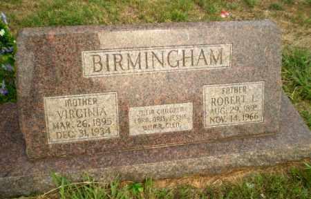 BIRMINGHAM, VIRGINIA - Greene County, Arkansas | VIRGINIA BIRMINGHAM - Arkansas Gravestone Photos