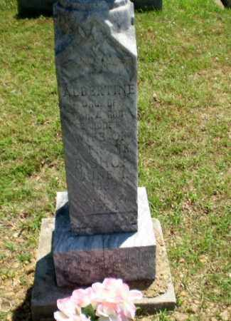 GARDNER BISHOP, ALBERTINE - Greene County, Arkansas   ALBERTINE GARDNER BISHOP - Arkansas Gravestone Photos