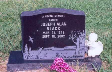 BLACK, JOSEPH (JOE) ALAN - Greene County, Arkansas | JOSEPH (JOE) ALAN BLACK - Arkansas Gravestone Photos