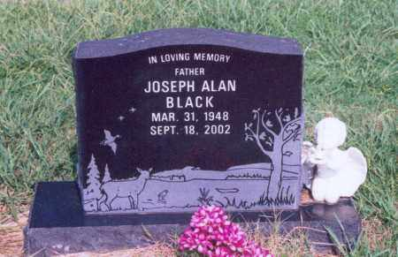 BLACK, JOSEPH (JOE) ALAN - Greene County, Arkansas | JOSEPH (JOE) ALAN BLACK - Arkansas Gravestone Photos