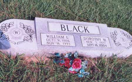 BLACK, WILLIAM (BILL) L. [LUCIEN] - Greene County, Arkansas | WILLIAM (BILL) L. [LUCIEN] BLACK - Arkansas Gravestone Photos