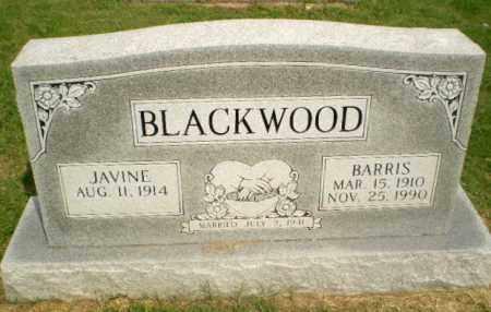 BLACKWOOD, BARRIS - Greene County, Arkansas | BARRIS BLACKWOOD - Arkansas Gravestone Photos