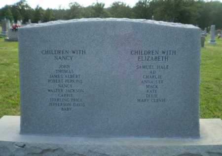 BLACKWOOD, CHILDREN OF G.W. - Greene County, Arkansas   CHILDREN OF G.W. BLACKWOOD - Arkansas Gravestone Photos
