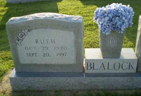 BLALOCK, RUTH - Greene County, Arkansas | RUTH BLALOCK - Arkansas Gravestone Photos
