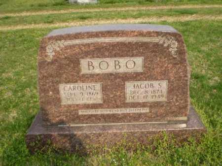 BOBO, JACOB S - Greene County, Arkansas | JACOB S BOBO - Arkansas Gravestone Photos