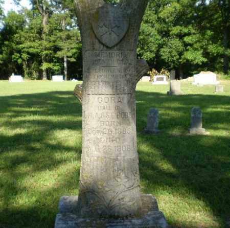 BOBO, CORA - Greene County, Arkansas | CORA BOBO - Arkansas Gravestone Photos