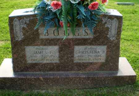 BOGGS, CHRISTENA B - Greene County, Arkansas | CHRISTENA B BOGGS - Arkansas Gravestone Photos