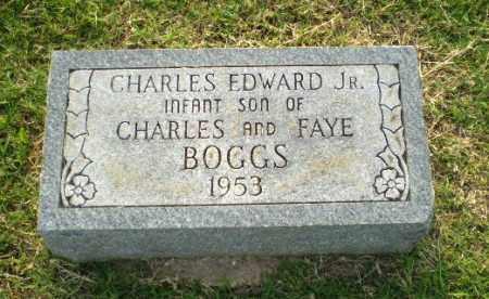 BOGGS, JR, CHARLES EDWARD (INFANT) - Greene County, Arkansas | CHARLES EDWARD (INFANT) BOGGS, JR - Arkansas Gravestone Photos