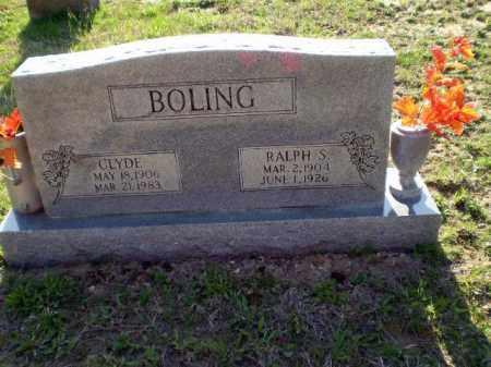 BOLING, RALPH - Greene County, Arkansas | RALPH BOLING - Arkansas Gravestone Photos