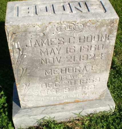 BOONE, JAMES C - Greene County, Arkansas | JAMES C BOONE - Arkansas Gravestone Photos