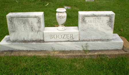 BOOZER, LAWRENCE T - Greene County, Arkansas | LAWRENCE T BOOZER - Arkansas Gravestone Photos