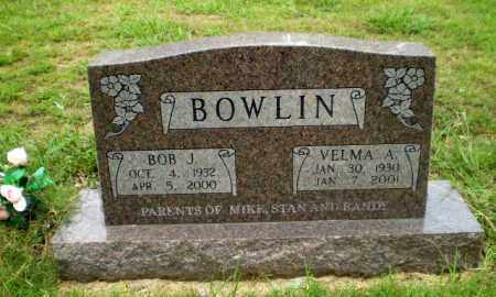 BOWLIN, BOB J - Greene County, Arkansas | BOB J BOWLIN - Arkansas Gravestone Photos
