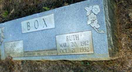 BOX, RUTH - Greene County, Arkansas | RUTH BOX - Arkansas Gravestone Photos