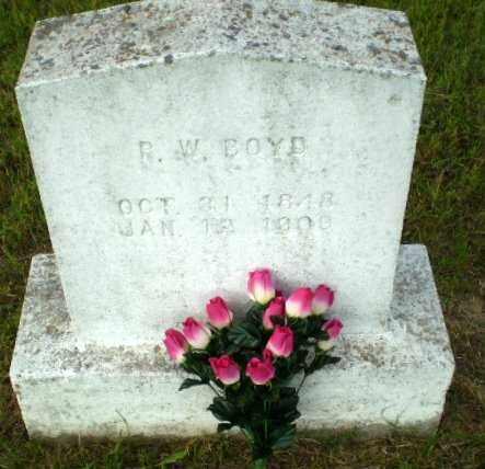 BOYD, R.W. - Greene County, Arkansas | R.W. BOYD - Arkansas Gravestone Photos