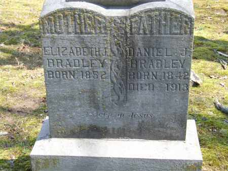 BRADLEY, DANIEL J. - Greene County, Arkansas | DANIEL J. BRADLEY - Arkansas Gravestone Photos