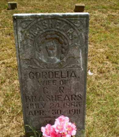BRASHEARS, CORDELIA - Greene County, Arkansas | CORDELIA BRASHEARS - Arkansas Gravestone Photos